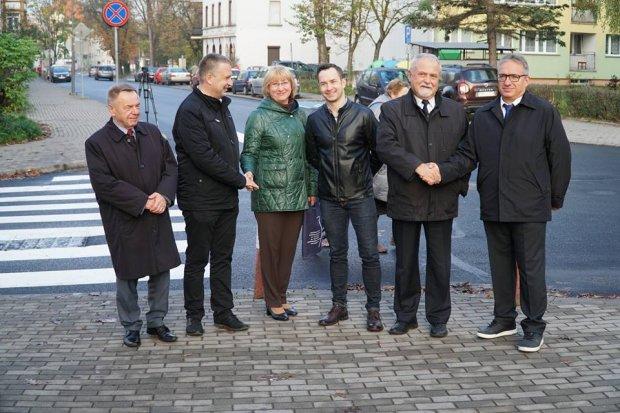 Ulice Polna i Ogrodowa wyremontowane