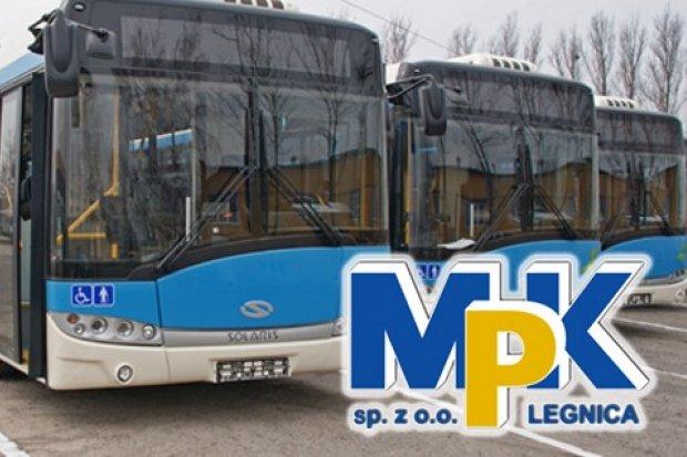 Dodatkowa linia MPK do zakładów w strefie w Legnickim Polu