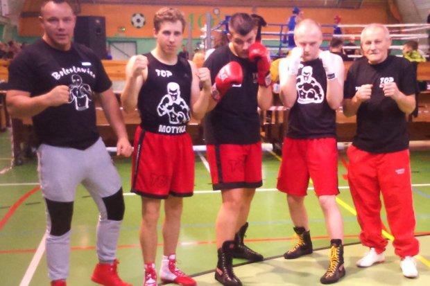 Pięściarze z Top Box Bolesławiec na międzynarodowym turnieju w Lubaniu