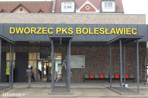 Nowy dworzec PKS – trwają ostatnie przygotowania do otwarcia
