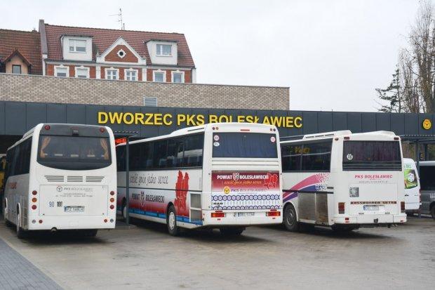 Autobusy MZK nie jeżdżą już do gminy Bolesławiec. Jak tam teraz dojechać?