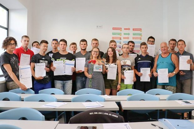 """32 uczniów """"Elektronika"""" na praktykach w Sewilli"""