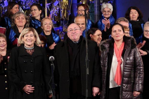 Relacja z koncertu pieśni patriotycznych w Bazylice