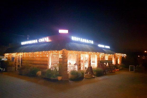 Kamionkowa Chata w Kruszynie: pyszne miejsce obok Ciebie