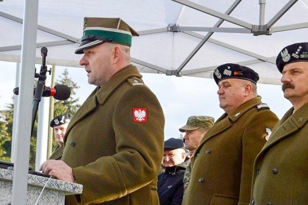 Płk Grzegorz Potrzuski nowym szefem 23 Śląskiego Pułku Artylerii