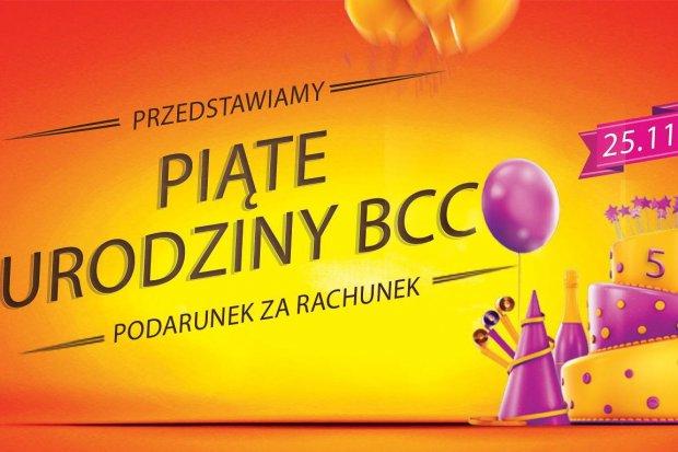 5. urodziny Galerii Bolesławiec City Center