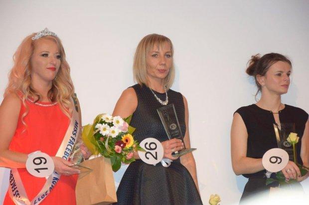 Katarzyna Pielichata z Koła Gospodyń Wiejskich w Ocicach I Wicemiss Facebooka