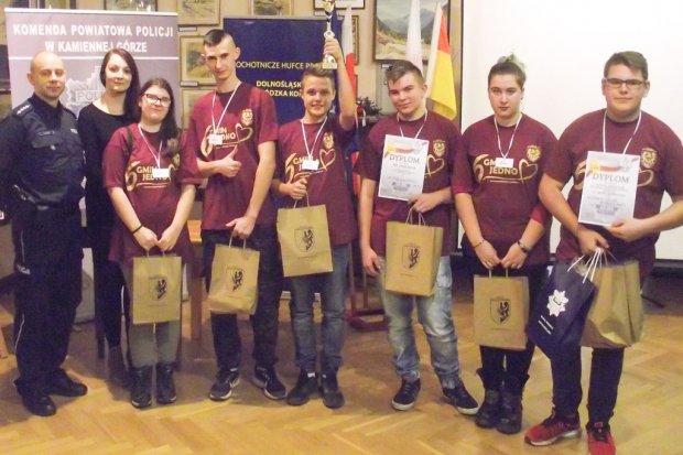 Sukces podopiecznych Hufca Pracy w Bolesławcu