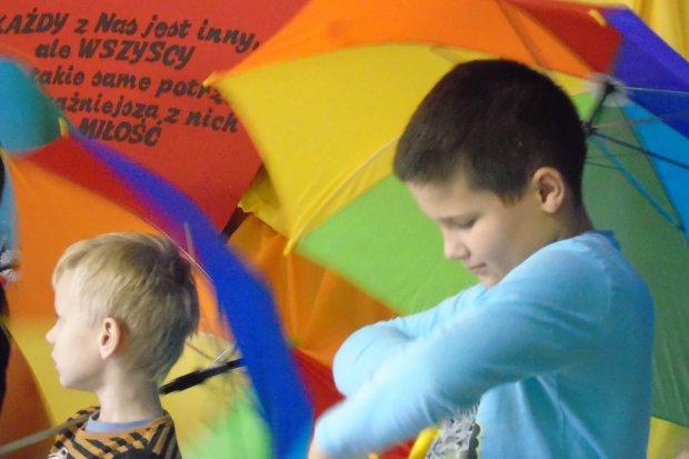 Święto tolerancji w Master's Academy we Lwówku