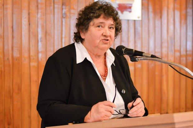 Jadwiga Bobek ze Złotym Krzyżem Zasługi. Dziś podziękowali jej radni