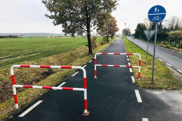 Warta: 4-km ścieżka rowerowa z prawdziwego zdarzenia