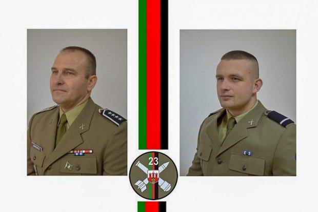 23 Pułk Artylerii: podoficer i szeregowy roku wybrani