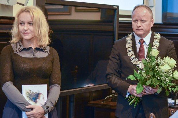 Ambasadorka przedsiębiorczości kobiet Agnieszka Partyka uhonorowana przez Radę Miasta