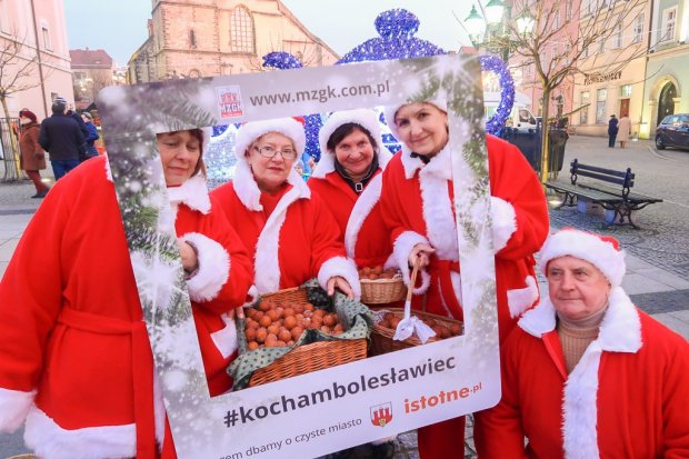 To czwarty rok z akcją zdjęć w ramce #KochamBolesławiec