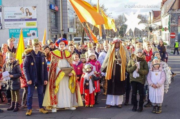 Orszak Trzech Króli w Bolesławcu. Będą żołnierze US Army