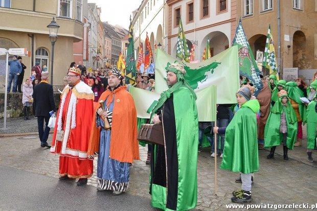 Orszak Trzech Króli przeszedł ulicami Zgorzelca i Görlitz