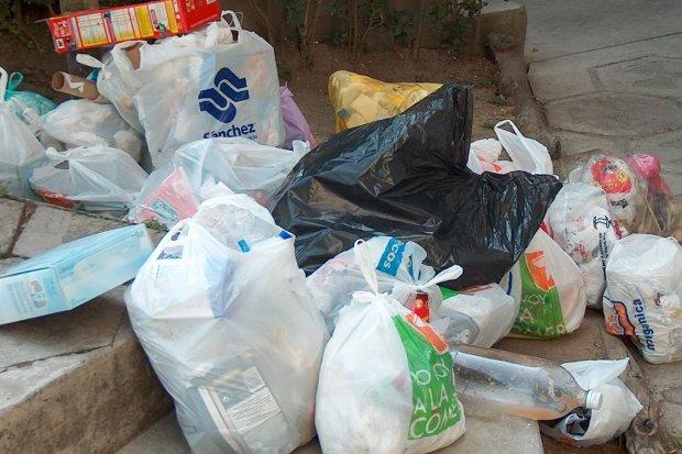 Jest problem w bioodpadami w Mieście Ceramiki?