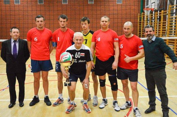 Noworoczny Turniej Piłki Siatkowej: ekipa z Bożejowic bezkonkurencyjna