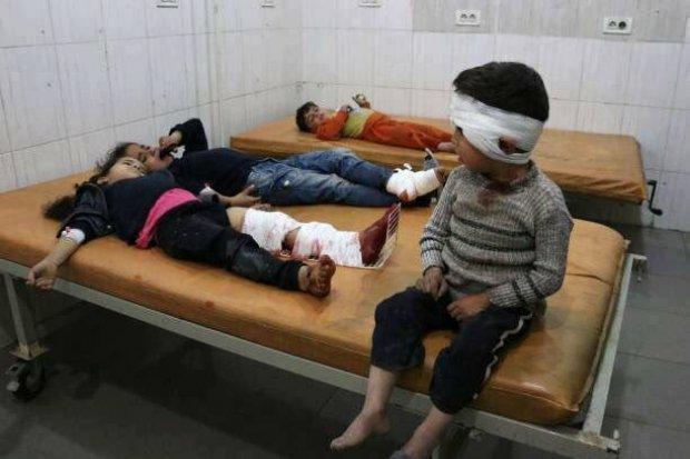 Prosimy, pomóżcie ludziom w Syrii. Zobaczcie tę wojnę i ludzkie cierpienie