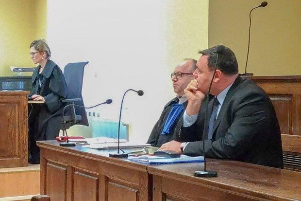 Relich w sądzie mówi o hejterach z bolec.info
