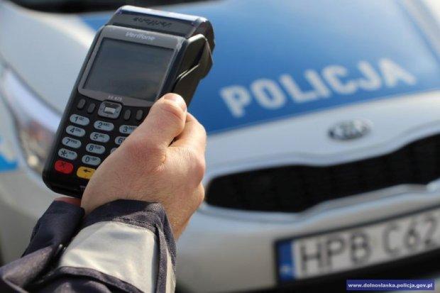 Bolesławiecka policja dostała 7 terminali płatniczych