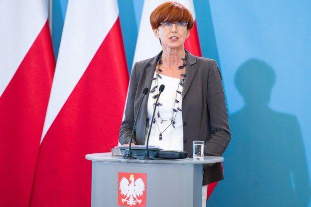 Bolesławiecki pośredniak doceniony przez minister Rafalską