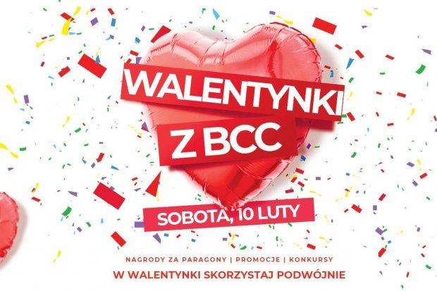 Walentynki z Galerią Bolesławiec City Center!