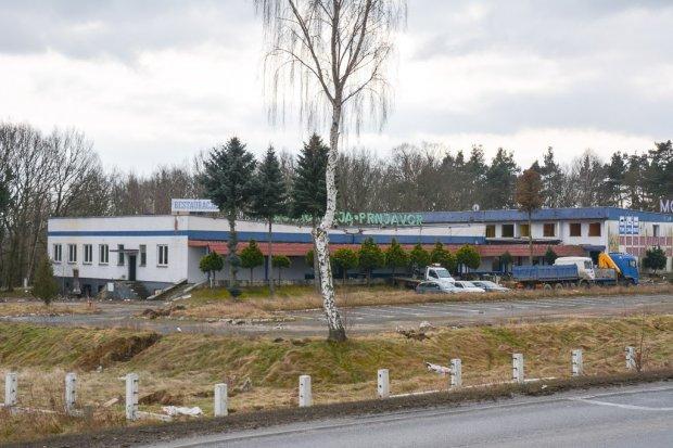 Kultowy motel Prnjavor wkrótce zniknie z krajobrazu Bolesławca