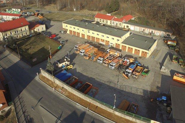 Marszałek dofinansuje instalację do przetwarzania odpadów wielkogabarytowych