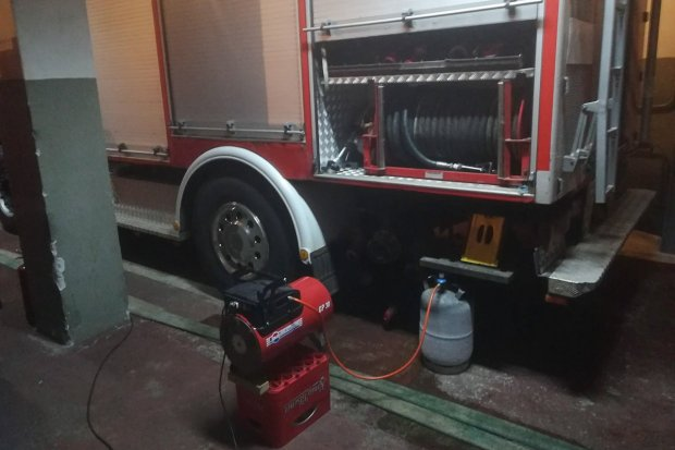 """Strażacy z Czernej wycofują jednostkę z działań operacyjnych. """"Ignorancja władz"""""""