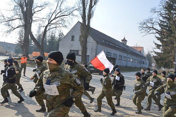 Biegiem i Turniejem Strzeleckim upamiętnili Żołnierzy Wyklętych