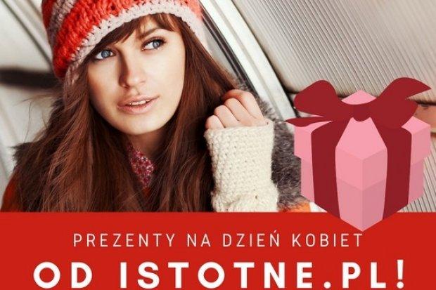 Prezenty dla Czytelniczek. Dzień Kobiet z istotne.pl