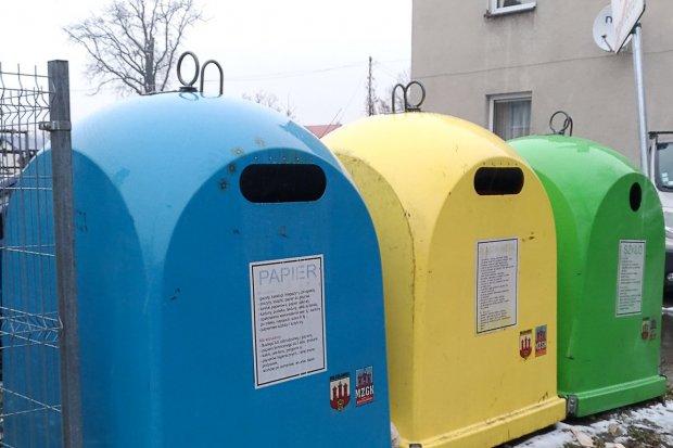 Pojemniki na odpady segregowane opróżniane zbyt rzadko?