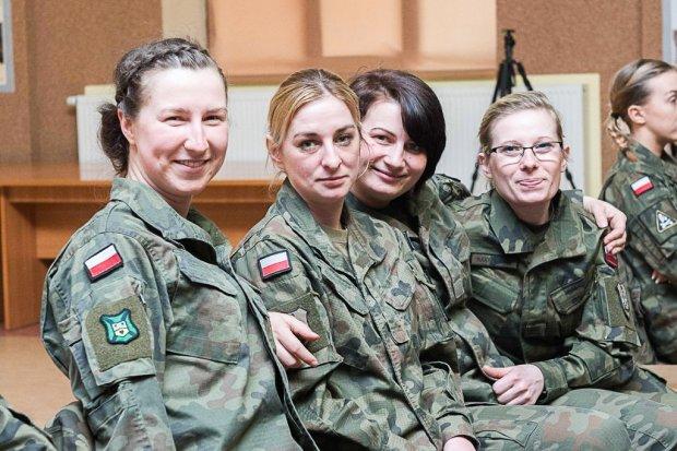 Dzień Kobiet w 10 Brygadzie Kawalerii Pancernej