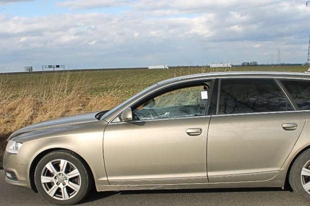 Po pijaku jechał autem, które ukradł w Niemczech