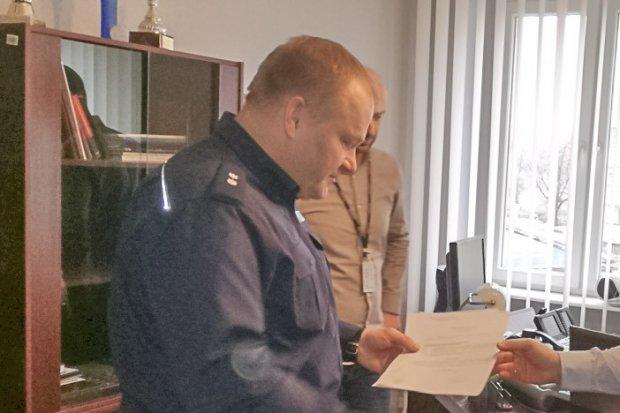 Szef Samuraja nowym komendantem policji w Nowogrodźcu