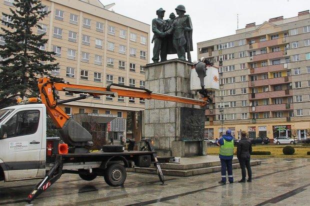 Legnica: Pomnik Wdzięczności dla Armii Radzieckiej zniknie z placu Słowiańskiego