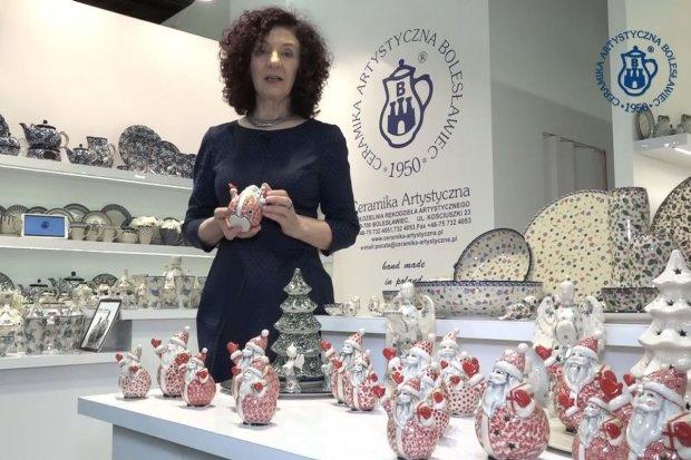 Ceramika Artystyczna na Targach we Frankfurcie n. Menem. Zobacz film!