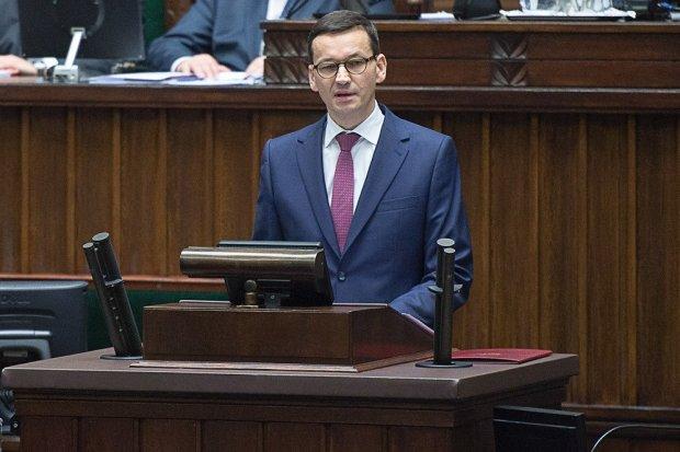 Premier Morawiecki: Nie będzie podwyżek cen energii