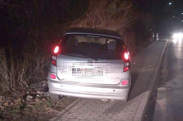 Zatrzymany po pościgu złodziej auta trafi do więzienia