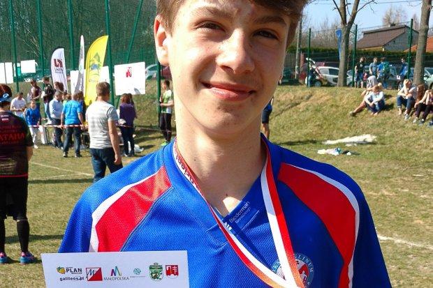 Stanisław Pachnik medalistą Mistrzostw Polski