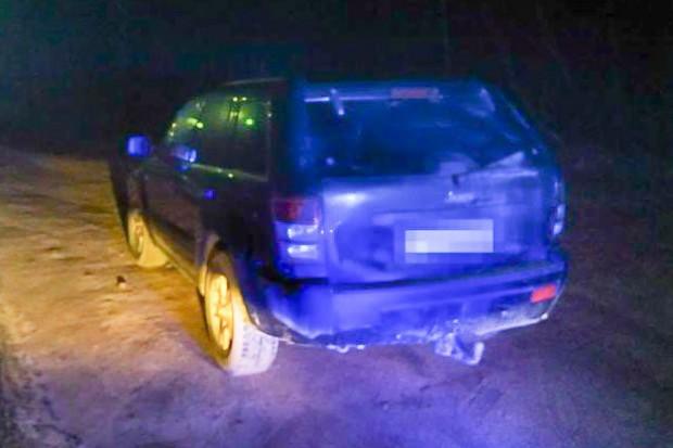Ukrainiec nocą jechał autem bez świateł. Miał prawie 2 promile w organizmie