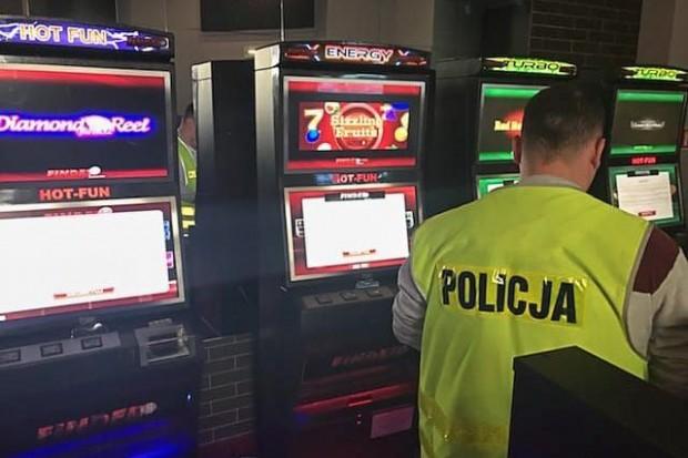Kolejne nielegalne automaty zarekwirowane