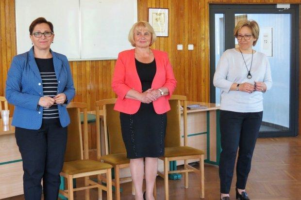 Trzy posłanki PO gościły w Bolesławcu i przedstawiły program Polska Seniora