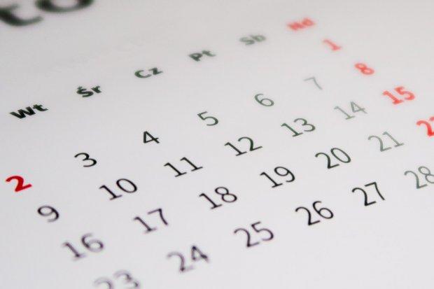 Gmina Miejska: kalendarz imprez listopadowych