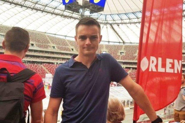 Bolesławiecki policjant – pasjonat biegania