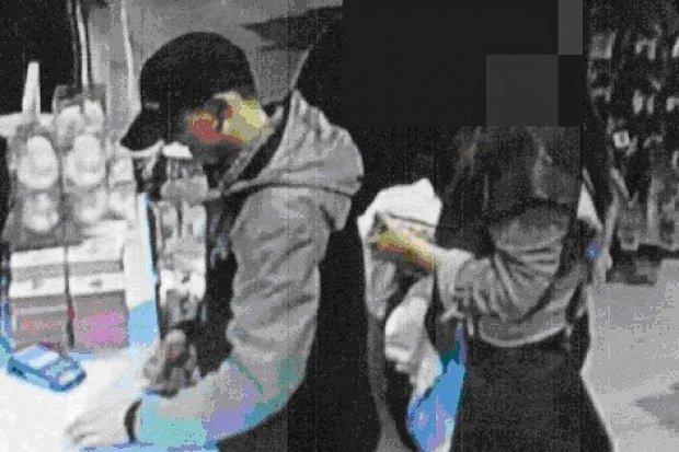 Oszukał pracownicę sklepu. Wiesz, kto jest na zdjęciu? Powiadom policję!