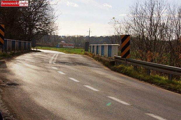 Mosty w Brunowie przejezdne tylko do końca miesiąca