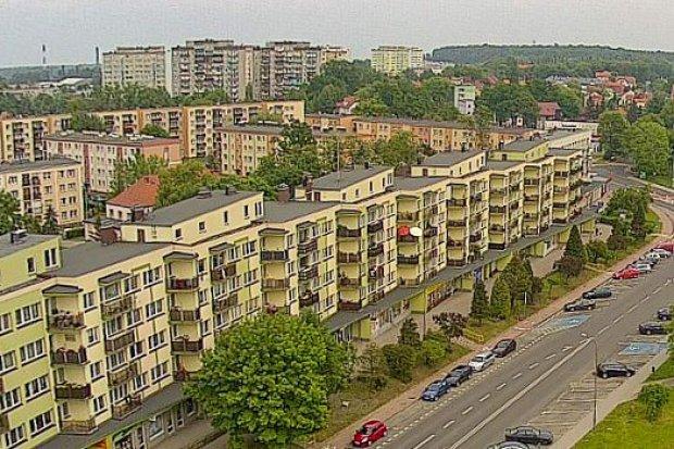 Mężczyzna powiesił się w mieszkaniu przy ul. Asnyka