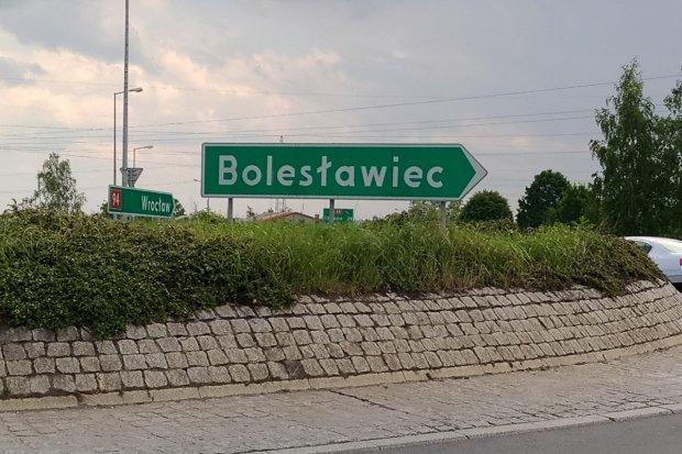 Wkrótce ruszy przebudowa ronda na wylocie z Bolesławca, będą utrudnienia!